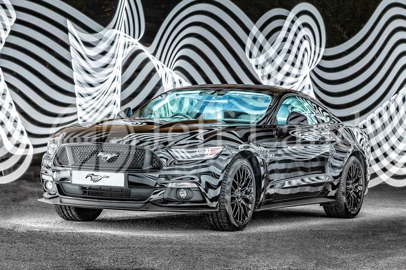 Ford Mustang Fastback 5.0 V8 GT