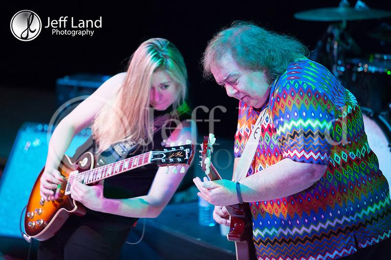 Joanne Shaw Taylor & Bernie Marsden