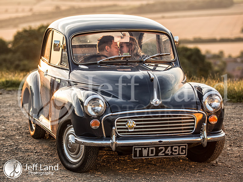 Classic Car - Morris Minor