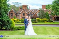Wedding Photographer, Alveston Manor - Stratford-upon-Avon, Warwickshire