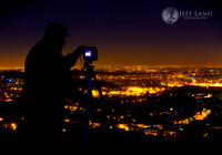 Light Painting - Lickey Hills - Birmingham