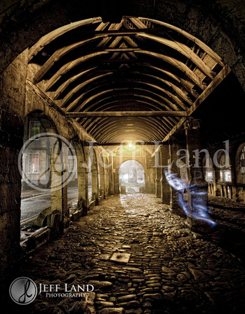 Chipping Campden - Light Painting