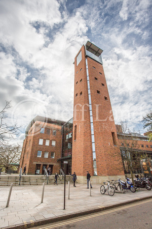 Royal Shakespeare Company Tower - Stratford-upon-Avon