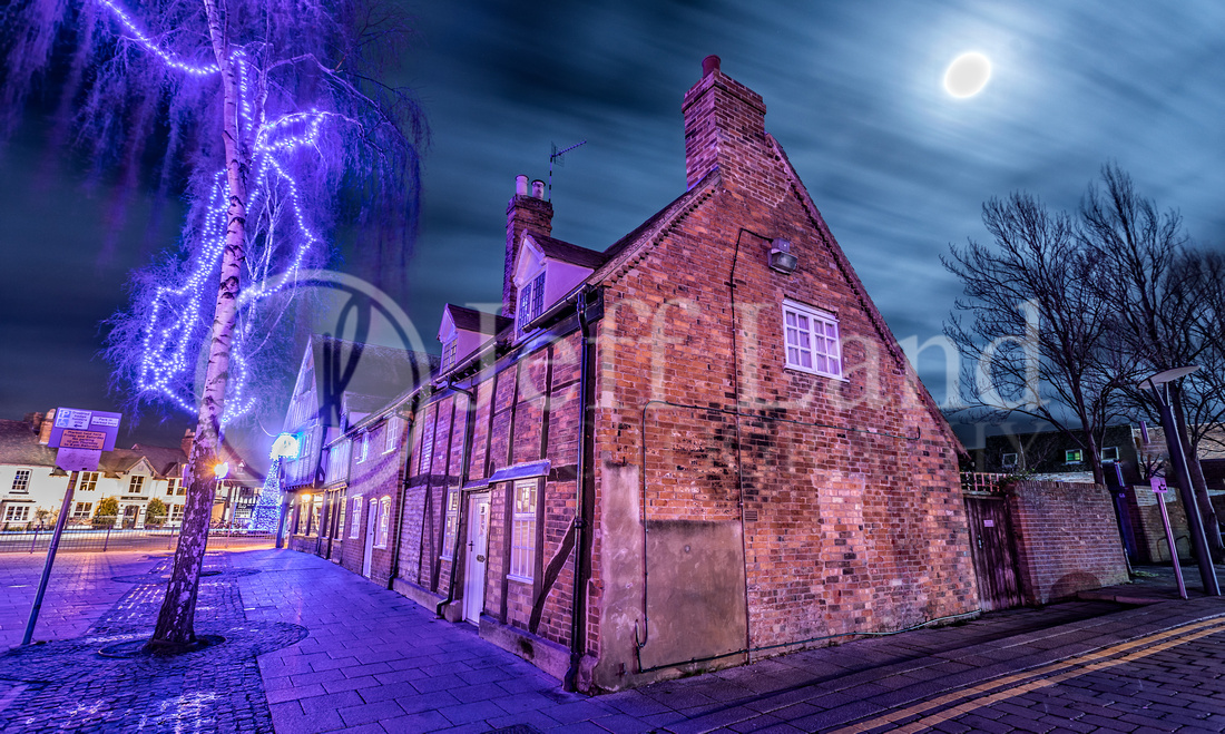 Old House, Rother Street, Stratford-upon-Avon, Warwickshire, Photographer