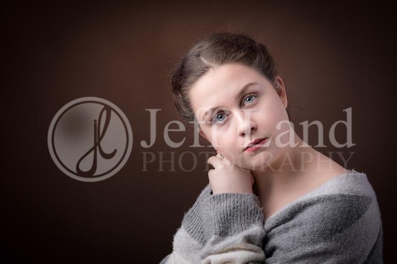 Charlotte - Studio Portrait