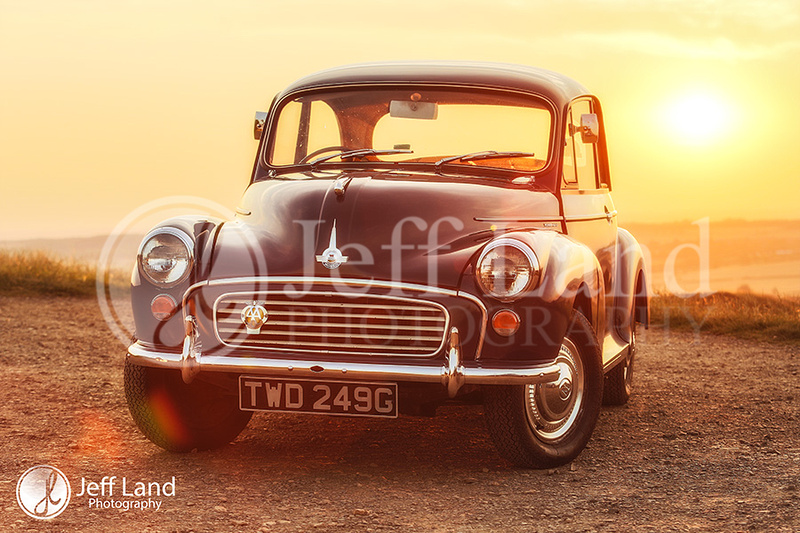 Classic Car - Morris Minor