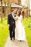 Paul & Sarah - Wedding at Sulgrave Manor
