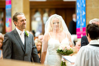 Melanie & Lewis - Wedding Holy Trinity Stratford-upon-Avon