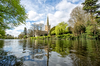 Holy Trinity Church - Stratford-upon-Avon