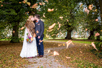 Luci & Dan get married at Compton Verney followed by the Town Hall Stratford-upon -Avon