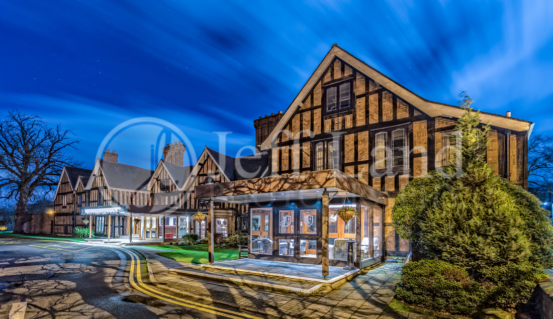 Macdonald Alveston Manor, Stratford-upon-Avon, Warwickshire, Night, Photography, Photographer, Image Gallery